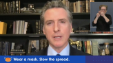 "California Coronavirus Update: Governor Gavin Newsom Warns Of New, ""Drastic"" Stay-At-Home Order Possible ""In The Next ..."
