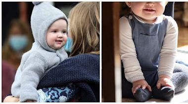 盧森堡小王子1歲了!剛出生「肉嘟嘟小臉頰」萌翻人民 慶生近照「連吃蛋糕都在賣萌」全國又融化❤️