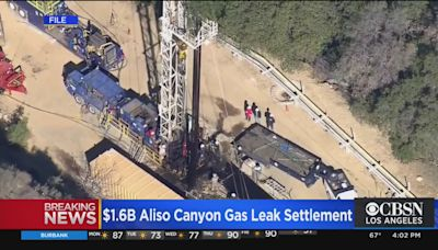 Sempra, SoCalGas To Pay Up To $1.8 Billion Over Aliso Canyon Gas Blowout