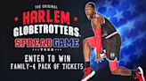 Enter To Win Tickets To Harlem Globetrotters Spread Game Tour