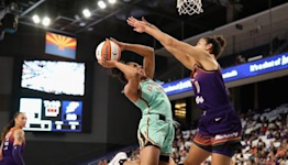 Liberty eliminated from WNBA playoffs with heartbreaking 83-82 loss to Mercury