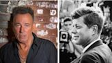 Bruce Springsteen recalls day President Kennedy was assassinated on SiriusXM show