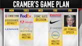 Cramer's week ahead: Federal Reserve meeting and big earnings reports