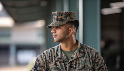 The Marines Reluctantly Let a Sikh Officer Wear a Turban. He Says It's Not Enough.