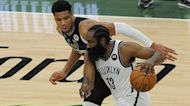 James Harden's hamstring, turnovers concern Nets vs. Bucks in Game 7 | Inside Out | SportsNite