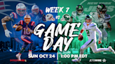 How to watch, listen, stream Jets vs. Patriots in Week 7