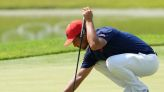 Olympics-Golf-Schauffele shines with gold for Team USA in Tokyo