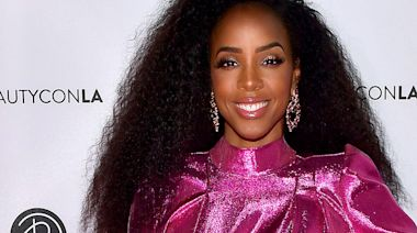Kelly Rowland posts video of herself twerking and exercising at 9 months pregnant