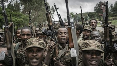 Stench of death: villagers flee site of Ethiopia mass killings