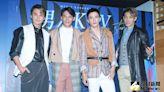 溫昇豪、是元介、藍鈞天、JR組團 辦「男人KTV」演唱會