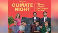 """Late-night hosts team up for """"Climate Night"""""""
