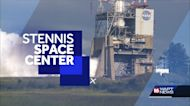 Engines for Artemis 3 mission to the moon tested at Stennis