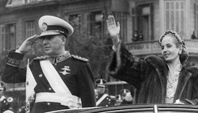 """El fallido golpe contra Perón que encendió la violencia y el furioso discurso de Eva contra los """"traidores"""""""