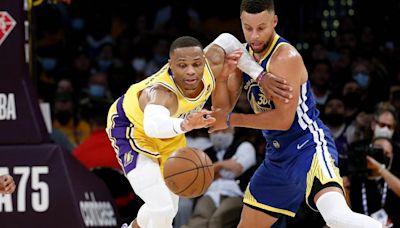 NBA》威少湖人首戰形同災難 正負值-23全場最低