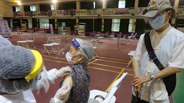 彰化縣90歲以上長輩打AZ疫苗 預約者僅4成接種