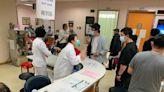 【疫苗開打】羅東聖母醫院開打首日 已有108人預約 | 蘋果新聞網 | 蘋果日報