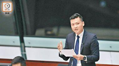 政情:鄭泳舜想做主席 爭取降低劏房加租上限 - 東方日報