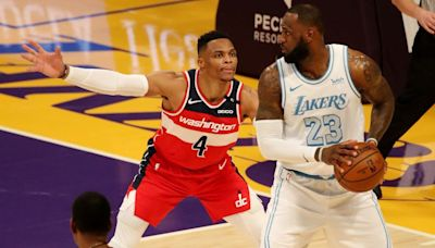 Reports: Lakers trading for Russell Westbrook, who requested trade from Wizards