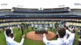 Tommy Lasorda memorialized at Dodger Stadium service