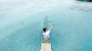夢幻海中步道!台版馬爾地夫藍白風五大拍點