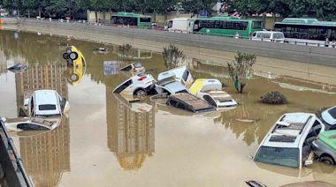 周日話題:鄭州雨災的啟示 - 20210725 - 副刊