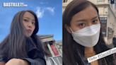 陳法拉晒淡妝自拍照 去英國工作網民求偶遇 | 娛圈事