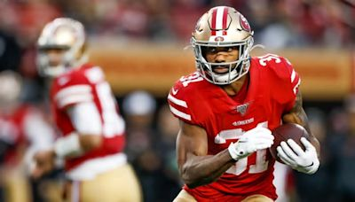 Mostert looks to channel Barry Sanders as 49ers open at Detroit