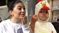Kylie Jenner's Daughter Stormi Pays Tribute to Hilarious 'KUWTK' Scene
