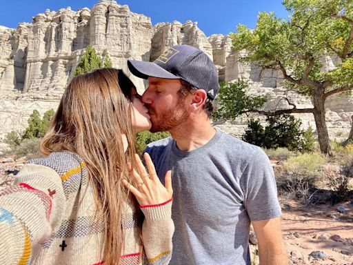 Lily Collins Says She and Fiancé Charlie McDowell Are 'Totally Soaking in Being Engaged'