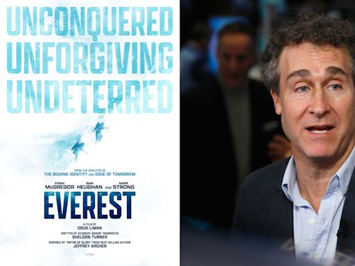 Doug Liman Says 'Everest,' Starring Ewan McGregor, Sam Heughan and Mark Strong, Will Be the 'Ultimate Adventure Film'