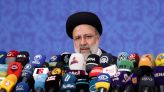 Hardline cleric Raisi sworn in as Iran president amid tensions with West