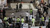 Crush at religious festival in Israel kills 45 people