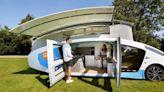 A student-built solar camper van completes a 2,000 km trip across Europe