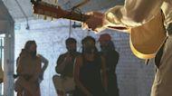 London's music goes underground to beat lockdown blues