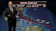 ROB'S WEATHER FORECAST PART 2 5PM 7-1-2021