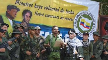Colombia's FARC rebels announce new offensive