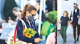 Jennifer Garner Shops With Son Samuel At Farmer's Market Before Sharing Cryptic Post About Being 'Happy' & Living...