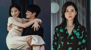 韓劇《我的上流世界》李寶英最強演技對付變態老公,雖流產依然假裝懷孕亮麗穿出美女孕婦模樣!