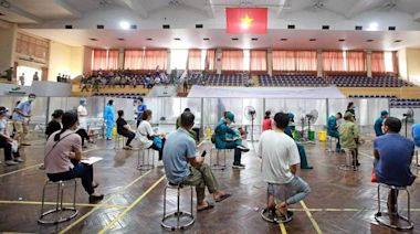 覆蓋率不到7% 越南民眾挑疫苗拖延接種進度