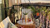 How to transform your balcony into a garden oasis
