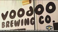 Voodoo Brewing Company: Strawberry Paloma Margarita