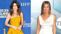 Sandra Bullock Celebrates 56th Birthday With Jennifer Aniston & All Of Her A-List Pals: See Pic