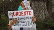 Peru COVID-19 outbreak: Health workers demand more protection
