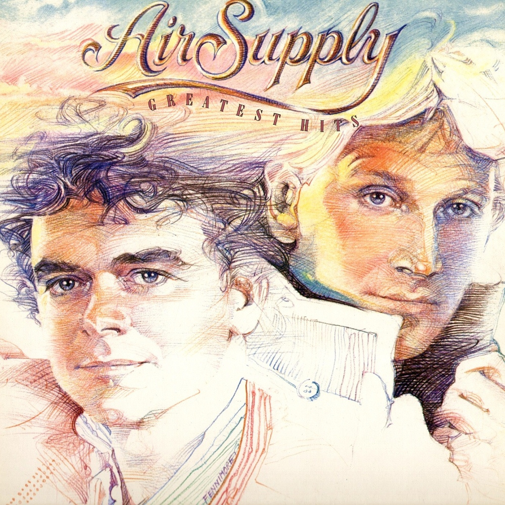 Air Supply Greatest Hits album cover
