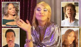 Rita Ora wished Happy 30th Birthday by Mariah Carey, Naomi Campbell and pals