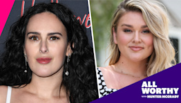 Rumer Willis opens up about growing up in the spotlight and her journey to self-acceptance