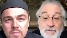 Leonardo DiCaprio and Robert De Niro offer role in their film