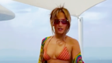 On Her 52nd Birthday, J.Lo Looks Toned From Head To Toe In St. Tropez