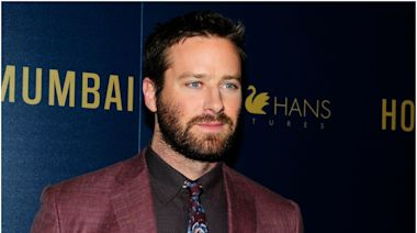 An internet storm over Armie Hammer's explicit DMs caused him to drop out of his new movie. Here's what's going on.