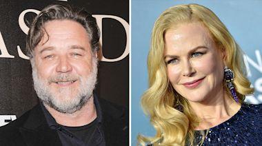 Russell Crowe & Nicole Kidman Become President & VP Of Australian Academy